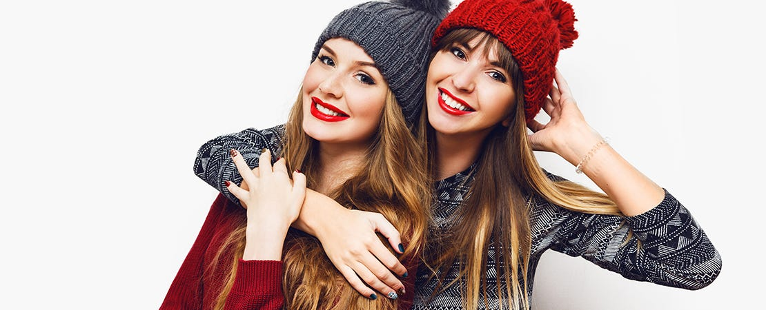 Cold Weather TLC for nails, hair & more