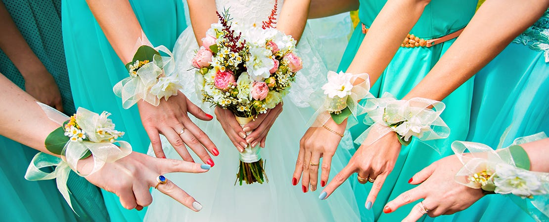 Biggest Beauty BFF's for Every Bride