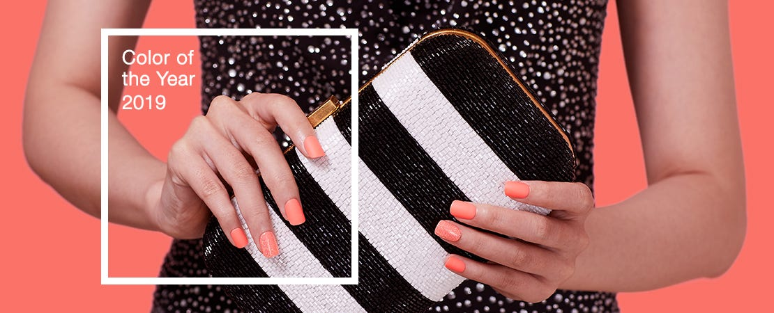 Nail Art Color of the Year