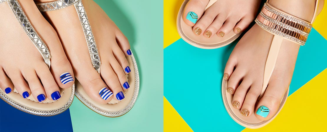 Flawless Feet with imPRESS Pedicure